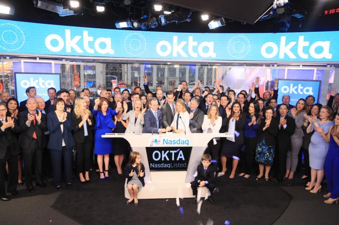 Okta Team Rings Bell
