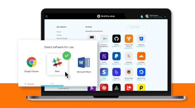 Rippling raises $45M at $270M to be the biz app identity layer