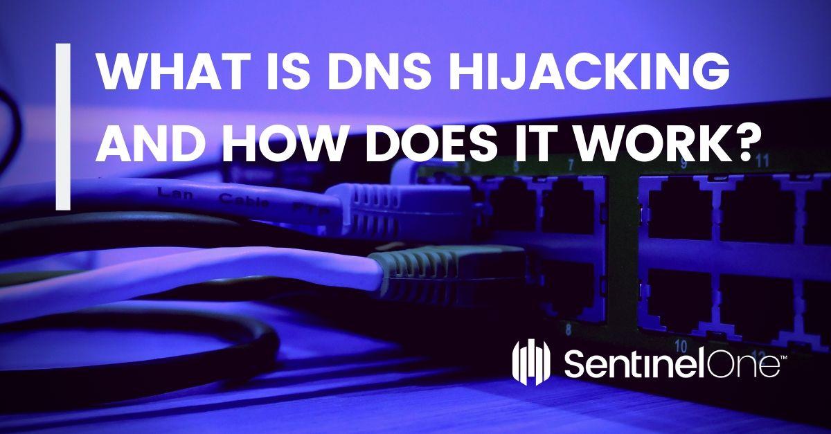 image of dns hijacking