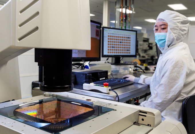CS Wafer Inspection