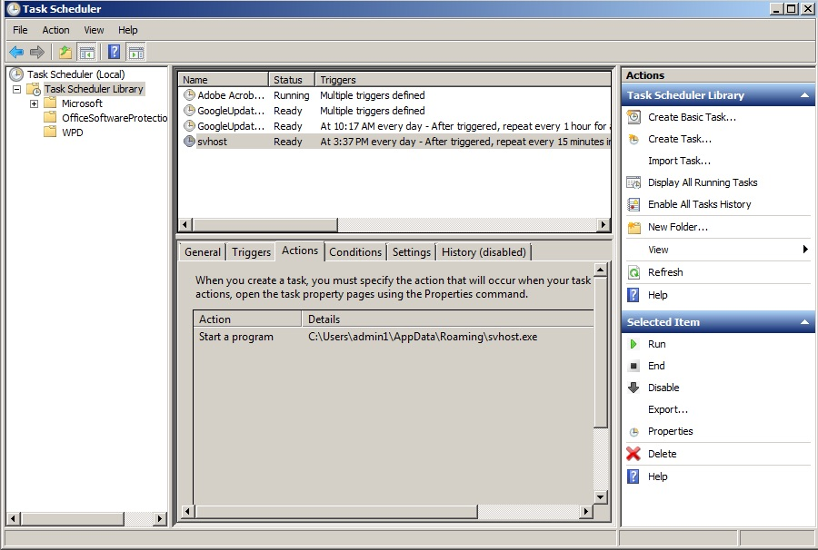 image of Task Scheduler