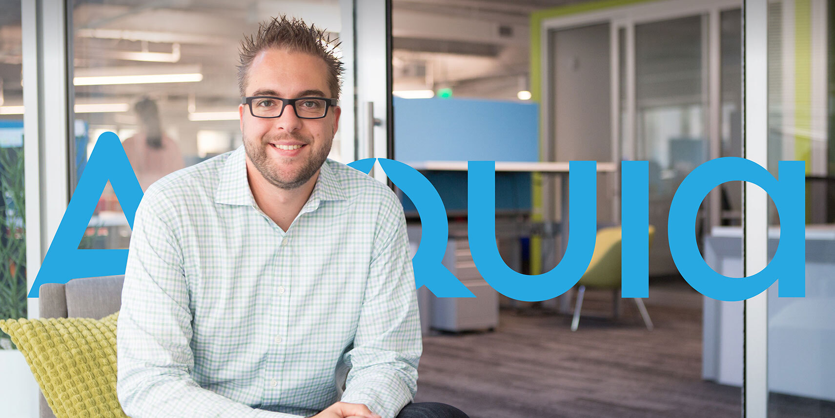 Dries Buytaert, co-founder and CTO at Acquia