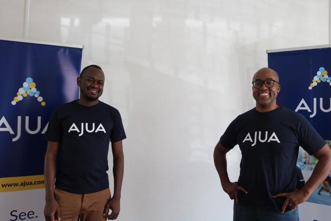 Teddy Ogallo (Founder, WayaWaya) & Kenfield Griffith (CEO, Ajua)