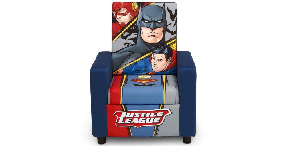 Delta Children High Back Upholstered Chair