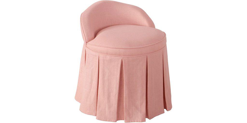 Skyline Furniture Kids Chair, Pink, One size